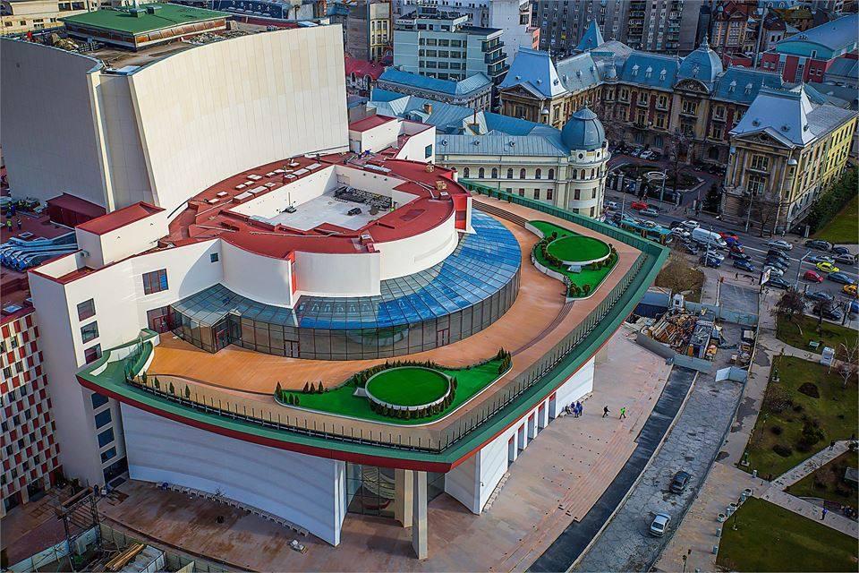 Ce trebuie să ştii despre Teatrul Naţional Bucureşti