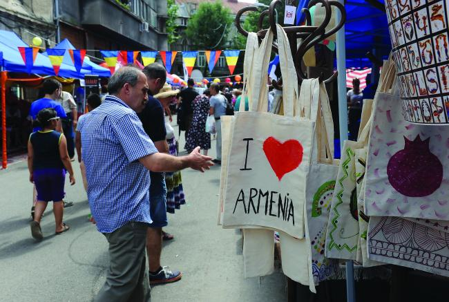 In weekend se merge la Festivalul Strada Armeneasca!