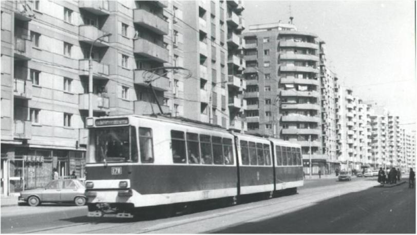 Cum arăta orașul București acum 40-50 de ani?