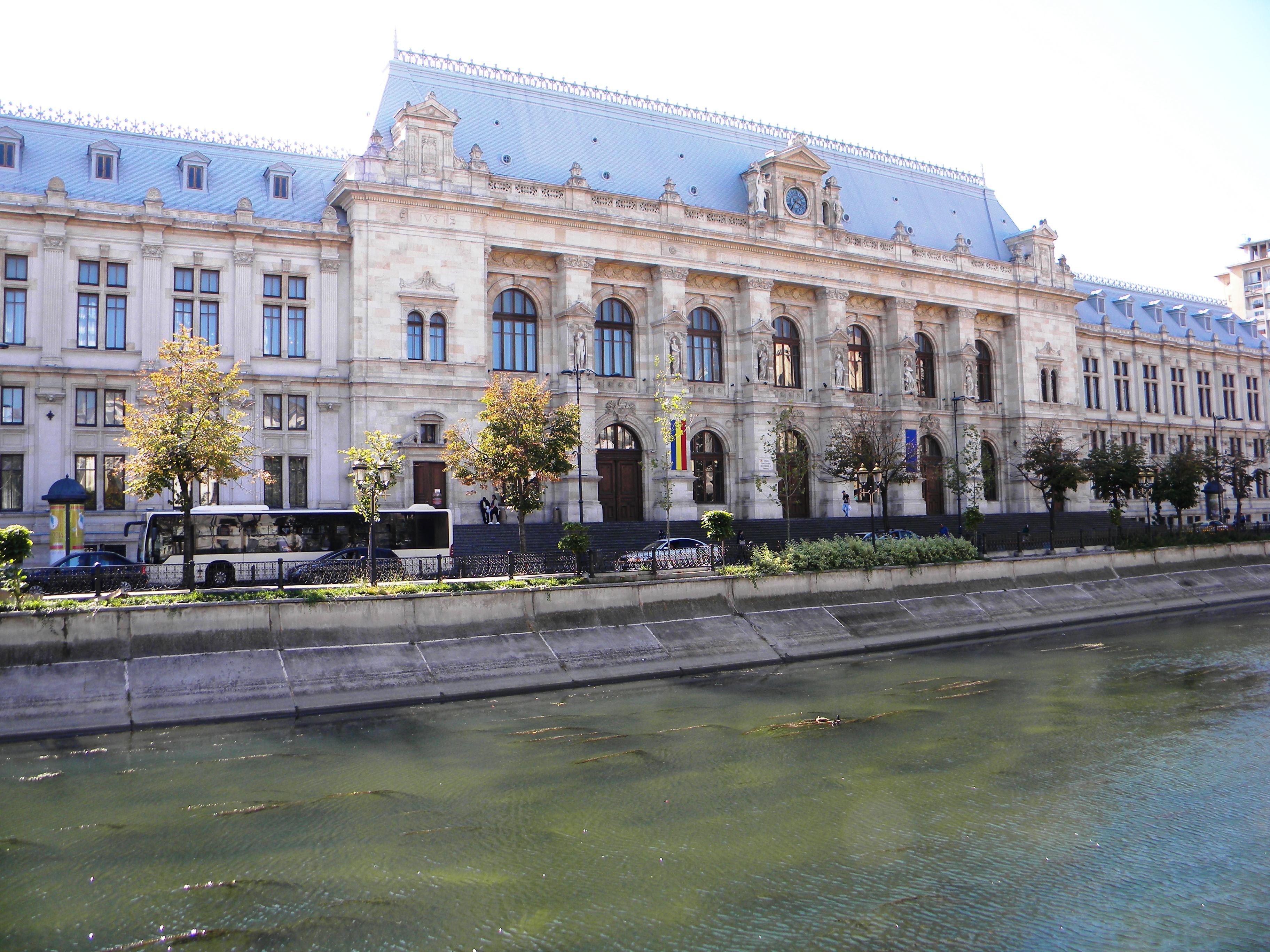 Palatul de Justiție din București