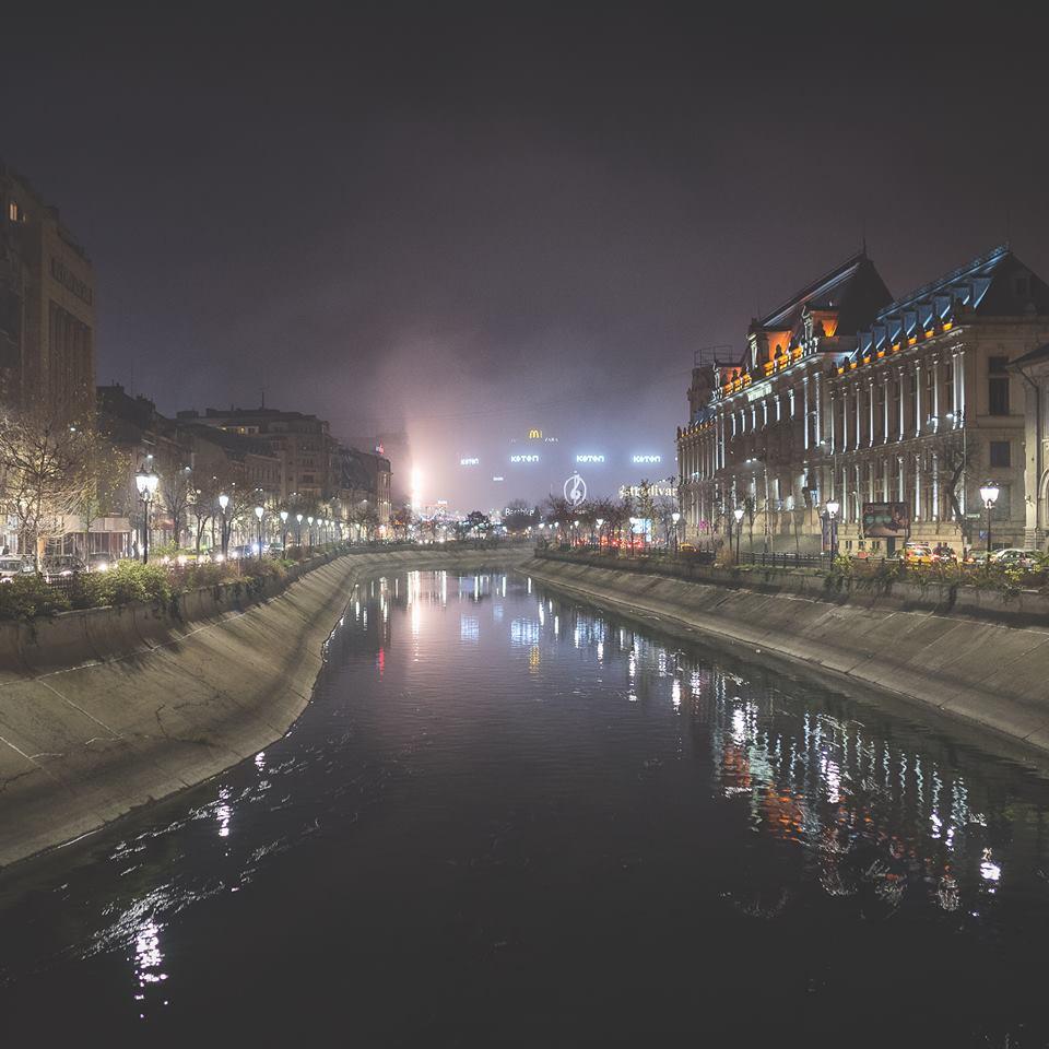 Iarna în București (2015-2016)