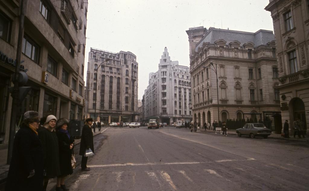 București în anul 1986