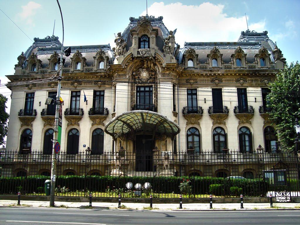 Istoria Muzeului George Enescu
