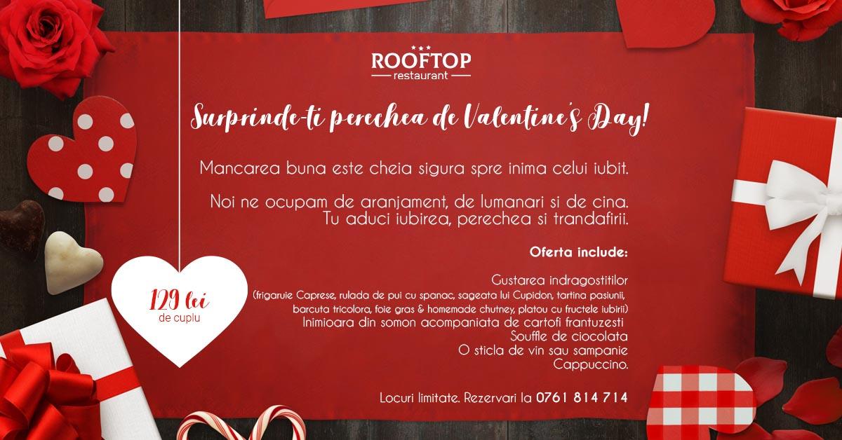 Oferta Valetines Day 2020
